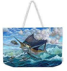 Hunting Sail Weekender Tote Bag