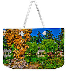 Huntington Gardens Ca Weekender Tote Bag