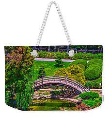 Huntington Library Ca Weekender Tote Bag by Richard J Cassato