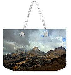 Hurricane Pass Weekender Tote Bag