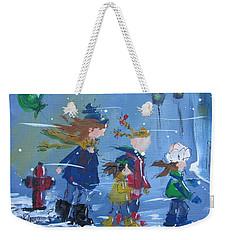 Hurry Home Weekender Tote Bag