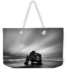 Hvitserkur Weekender Tote Bag