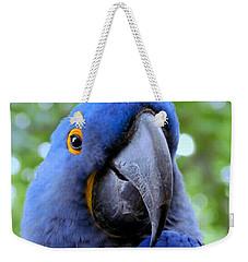 Hyacynthia Weekender Tote Bag