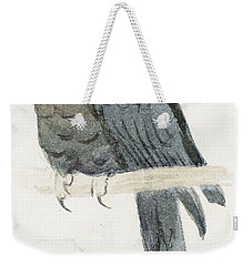 Hyancinth Macaw Weekender Tote Bag by Henry Stacey Marks