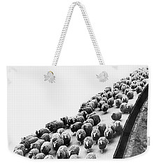 Hyde Park Sheep Flock Weekender Tote Bag