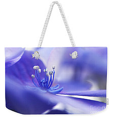Hydrangea Closeup Weekender Tote Bag
