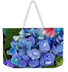 Hydrangea Drift  Weekender Tote Bag