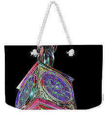 Hygieia I Weekender Tote Bag by Lanita Williams
