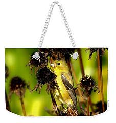 I Am A Flower Stalk Do You See Me Weekender Tote Bag