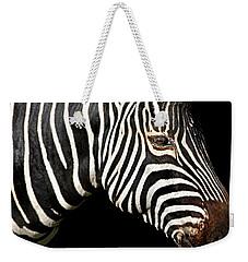I Am A Zebra Weekender Tote Bag