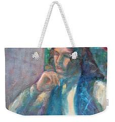 I Am Heathcliff - Original Painting  Weekender Tote Bag