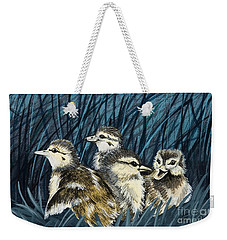 Spring Is Right Around The Corner Weekender Tote Bag