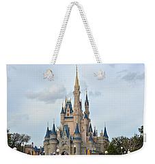 I Believe In Magic Weekender Tote Bag by Carol  Bradley