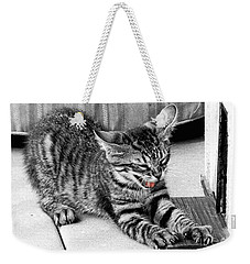 I Don't Wanna Weekender Tote Bag