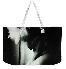 I Fear This Silent Rejection Weekender Tote Bag by Jessica Shelton