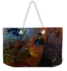 I Feel The Autumn Weekender Tote Bag