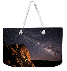 I Like This Place And Could Willingly Waste My Time In It Weekender Tote Bag