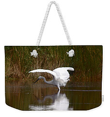 I Look Pretty Weekender Tote Bag by Leticia Latocki