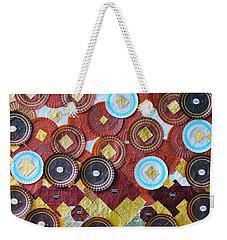 I Love Chocolates Weekender Tote Bag by Lorna Maza