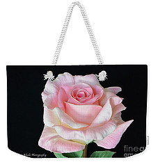 Weekender Tote Bag featuring the photograph I Love Us by Jeannie Rhode