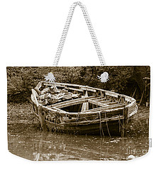 I Need A Couple Of Planks Weekender Tote Bag