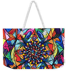 I Now Show My Unique Self Weekender Tote Bag