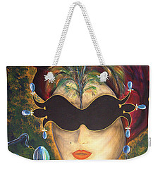 I Put A Spell On You... Weekender Tote Bag by Jolanta Anna Karolska