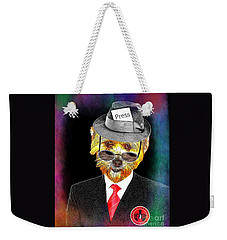I Report The News Weekender Tote Bag