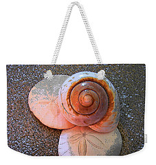 I Sea Art Weekender Tote Bag by Micki Findlay