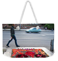 I See Flowers For You Everywhere Weekender Tote Bag
