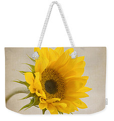 I See Sunshine Weekender Tote Bag by Kim Hojnacki