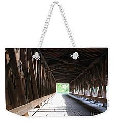 I See The Light Weekender Tote Bag by Michael Krek