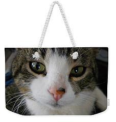I See You Cat Weekender Tote Bag