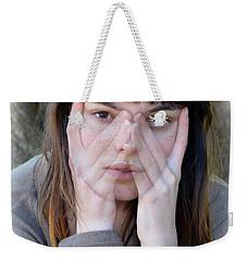 I See You Too Weekender Tote Bag