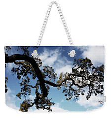 I Touch The Sky Weekender Tote Bag