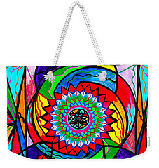 I Trust Myself To Create Weekender Tote Bag