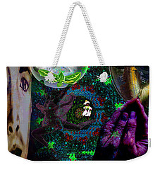 I Will See You Through Oz Weekender Tote Bag by Joseph Mosley