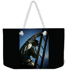 Iaff Fallen Firefighters Memorial  2 Weekender Tote Bag by Susan  McMenamin