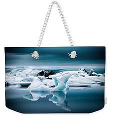 Ice Age Weekender Tote Bag