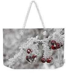 Iced Hawthorn Weekender Tote Bag