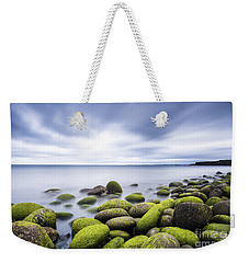 Iceland Tranquility 3 Weekender Tote Bag by Gunnar Orn Arnason