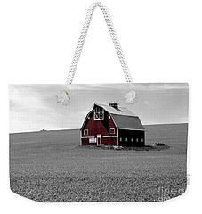 Weekender Tote Bag featuring the photograph Icon Of The Palouse by Sharon Elliott