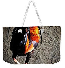 Weekender Tote Bag featuring the photograph Iconic Kauai by Roselynne Broussard
