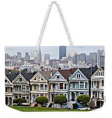 Iconic Painted Ladies Weekender Tote Bag