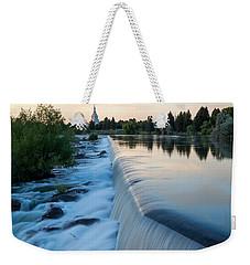Idaho Falls Sunset Weekender Tote Bag