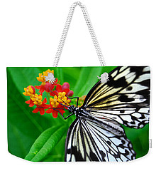 Idea Leuconoe Weekender Tote Bag by Carsten Reisinger