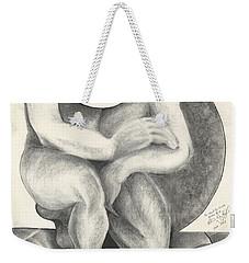 Identity Crisis Weekender Tote Bag