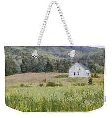 Idyllic Isolation Weekender Tote Bag