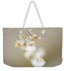 If Only I Am ..... Weekender Tote Bag