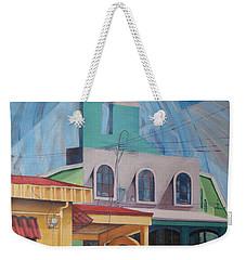 Iglesia San Rafael  Costa Rica Weekender Tote Bag